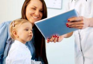 Если пациенты дети - не следует начинать прием лекарства до приема у специалиста