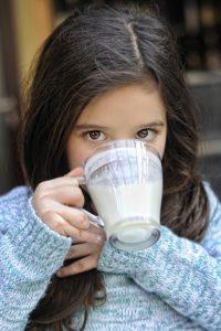 молоко с содой