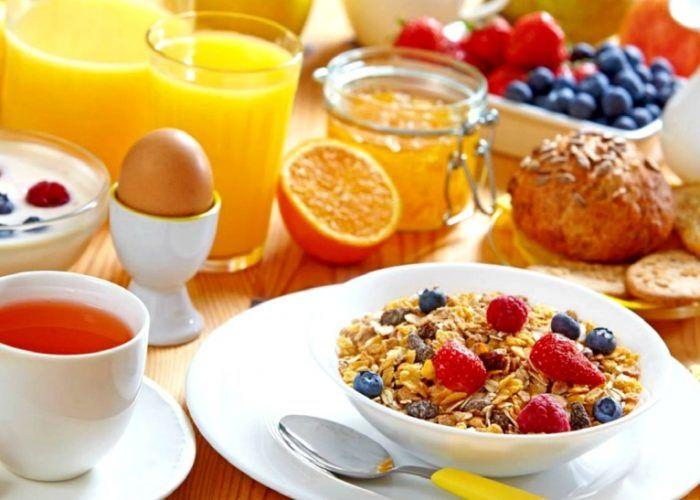 Полноценное витаминизированное питание