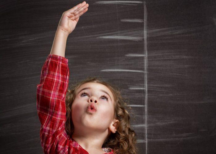 Задержкой роста и развития у ребенка