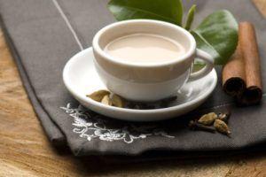 Шалфей с молоком для лечения кашля