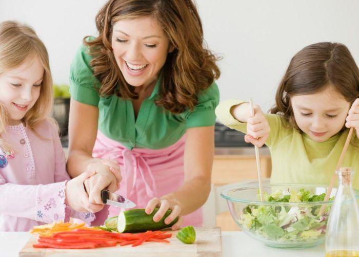 Сбалансированное здоровое питание