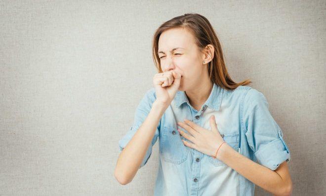 Жженный сахар помогает при начальной стадии кашля