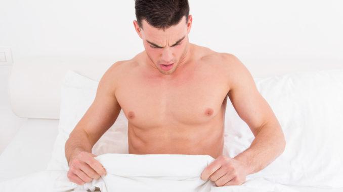 генитальный герпес у мужчины