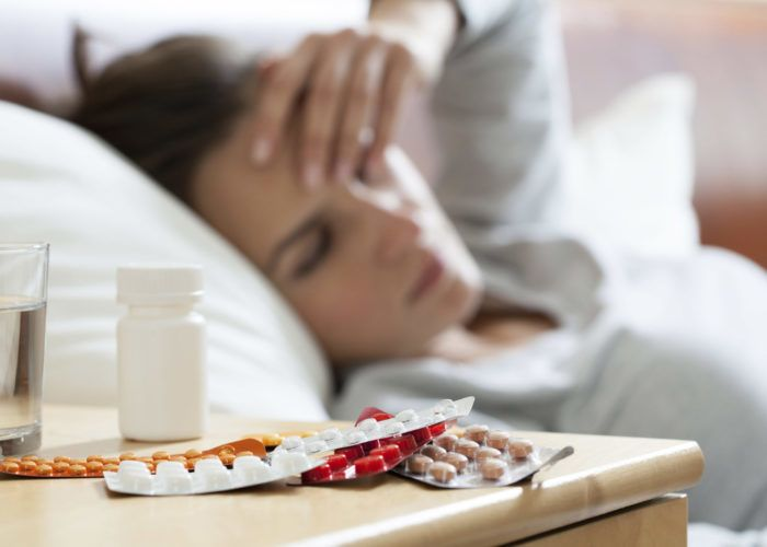 Аллергия на таблетки