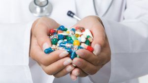 Медикаментозная терапия при продуктивном кашле