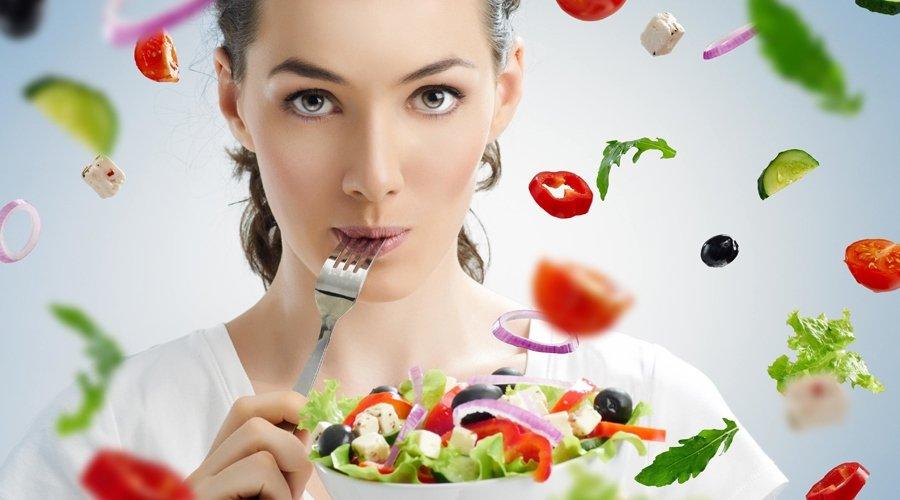 Список из самых низкокалорийных продуктов для эффективного похудения