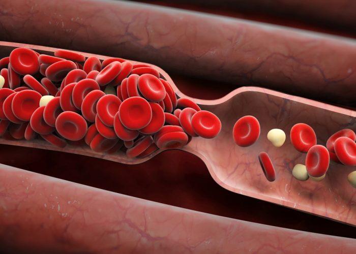 Изменение состава крови