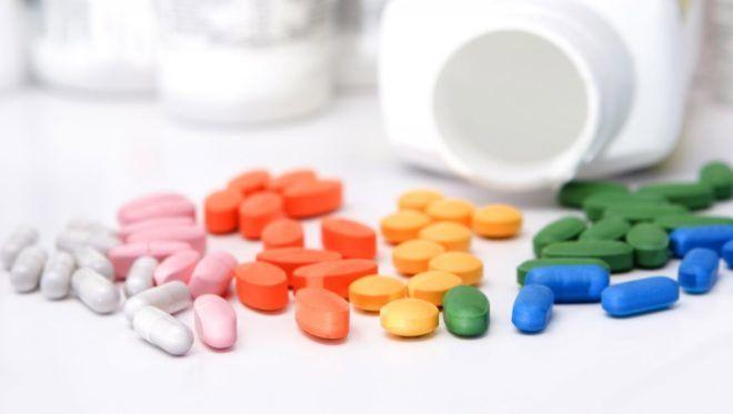 Медикаментозная терапия по назначению врача