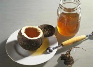 Сок черной редьки для компресса при кашле