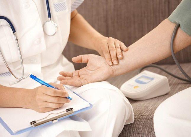 Повышенное артериальное давление и учащение пульса