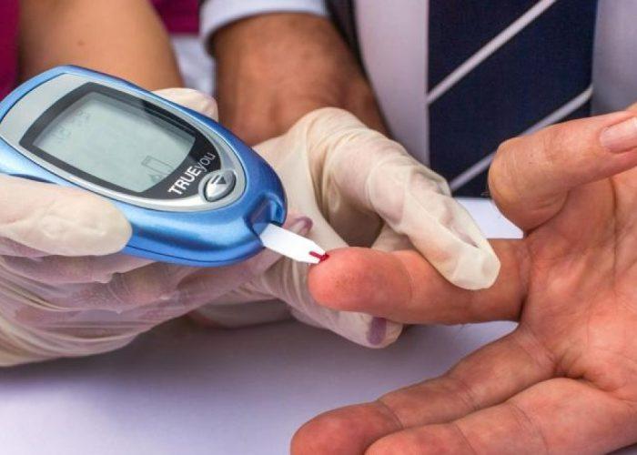 Тяжело протекающий сахарный диабет