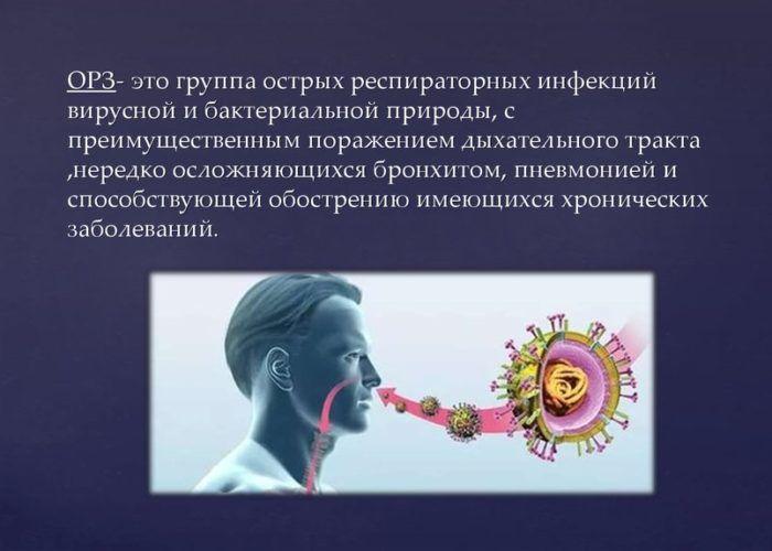 Острые респираторные заболевания
