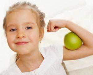 Для профилактики бронхита стоит укрепить детский иммунитет