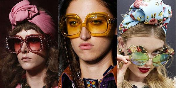 Gucci, Roberto Cavalli, Dolce&Gabbane