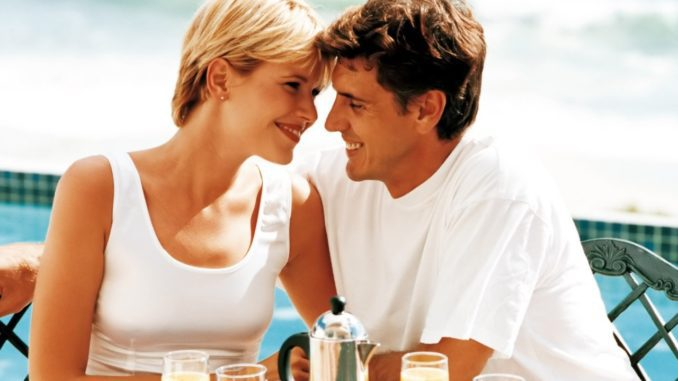 мужчина и женщина здоровы