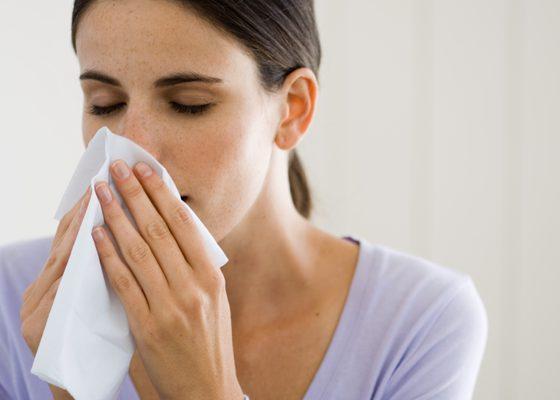 Дыхательная аллергия