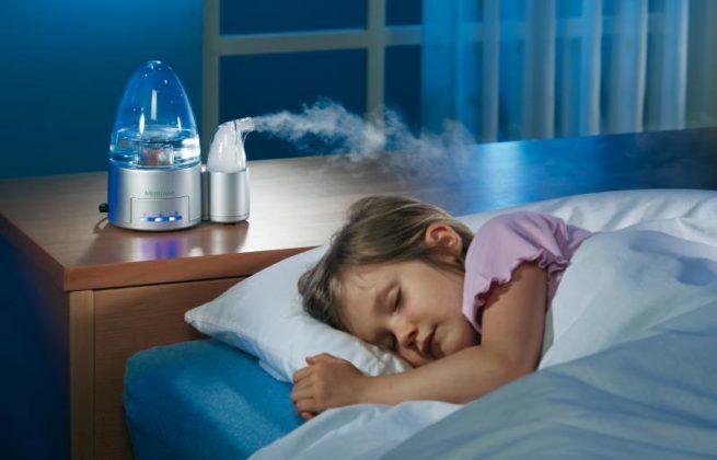 Увлажнение воздуха в доме