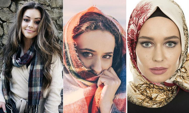 Теплый аксессуар: какой шарф выбрать и как его красиво носить