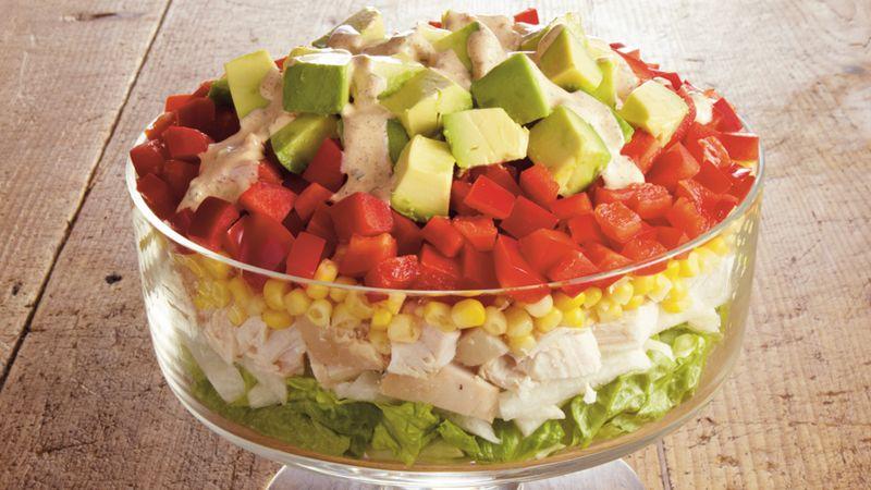 salat-sloenyj