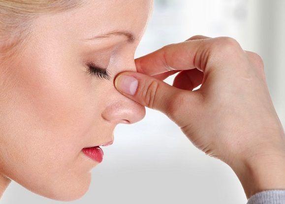 Сильная заложенность носовых ходов