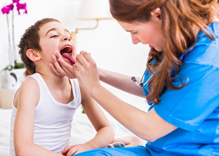 Следует вовремя проводить лечение заболеваний инфекционного происхождения