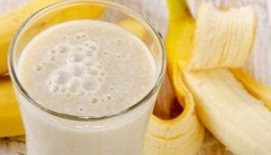 Банановая микстура от кашля