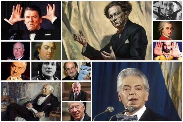 знаменитости, родившиеся в год Кабана