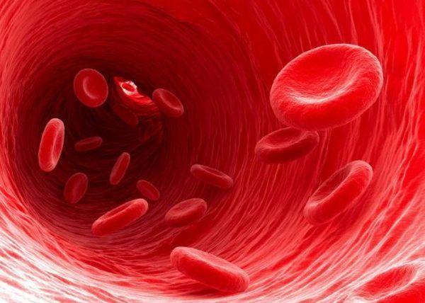 Повышенная свертываемость крови