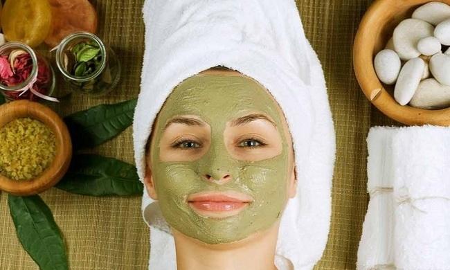 домашняя овощная маска для лица