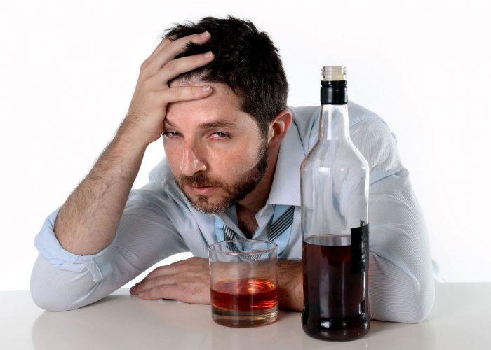 Интоксикация от приема алкоголя
