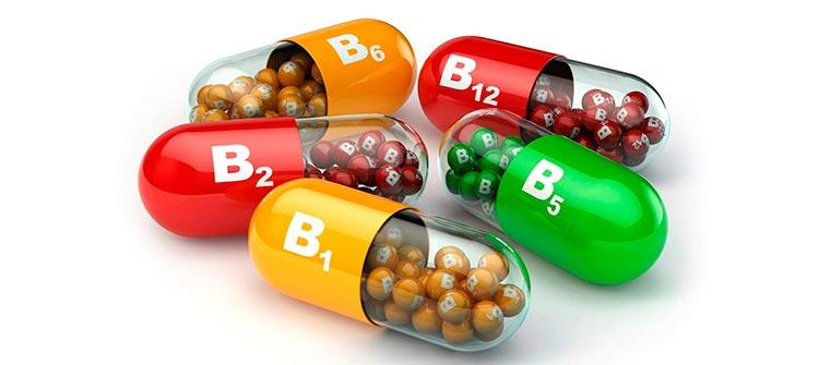 Витамины нруппы Б