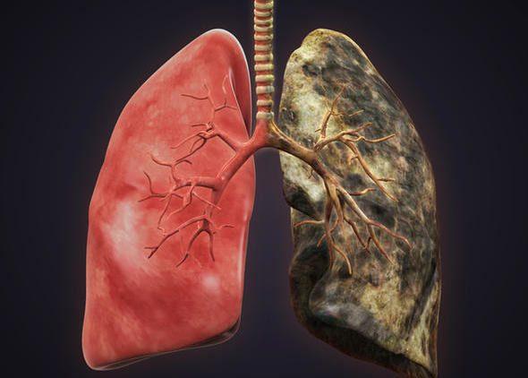 При поражениях верхних дыхательных путей