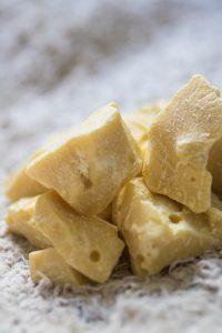 масло какао - свойства и применение