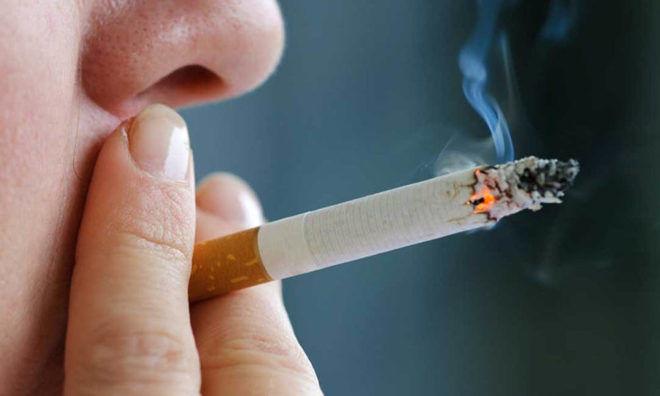 Курения является причиной развития бронхита