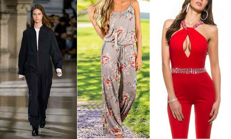 Женский комбинезон: какой выбрать, с чем носить
