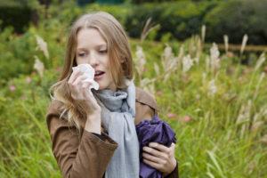 аллергический ринит сезонный