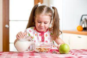Сбалансированное питание для профилактики пневмонии