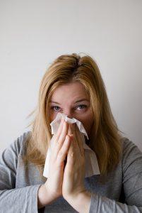 Осенняя аллергия: симптомы, причины, методы борьбы
