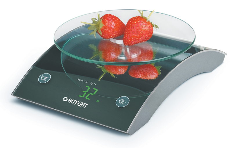 вес продуктов