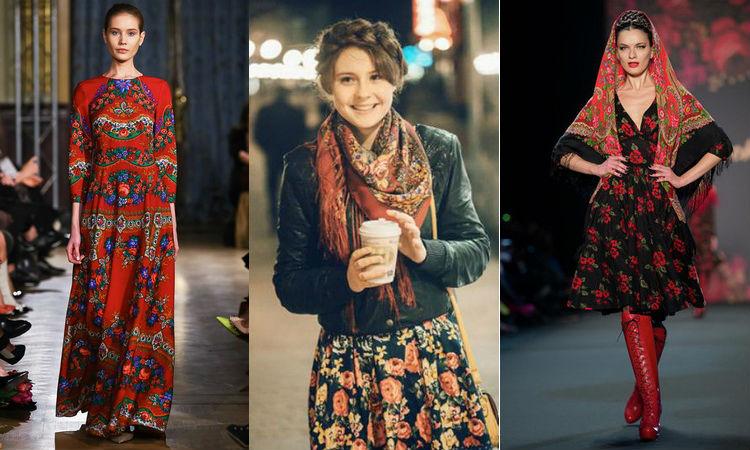 Этнический стиль в одежде: как правильно использовать фольклорные мотивы