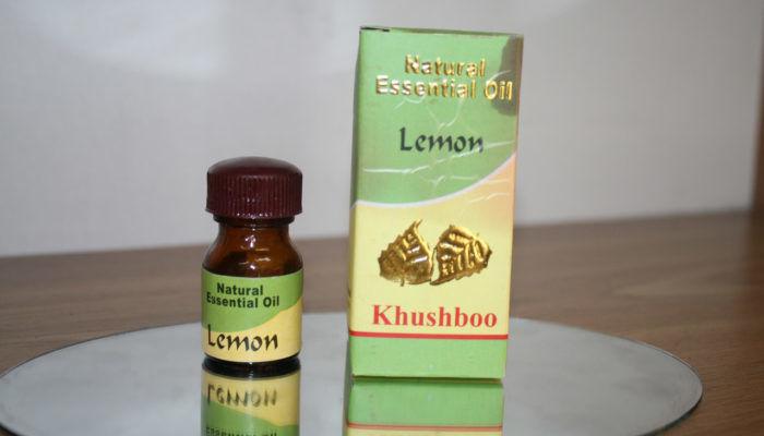Эфирное масла лимона