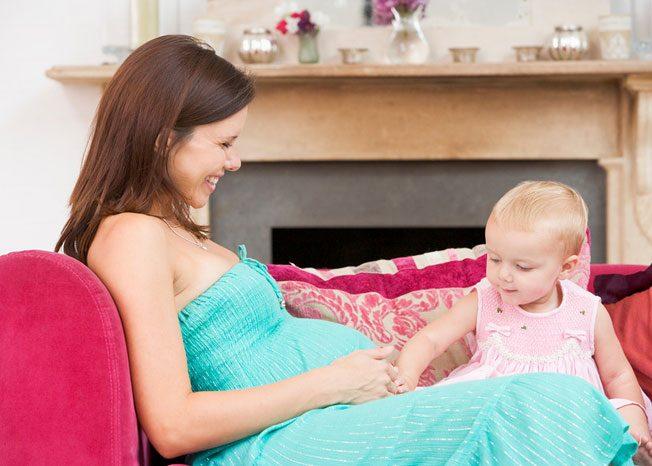 При беременности и кормлении грудью
