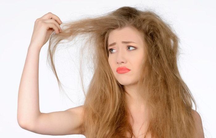 лечить волосы дома