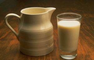 Молоко с шалфеем для лечения кашля