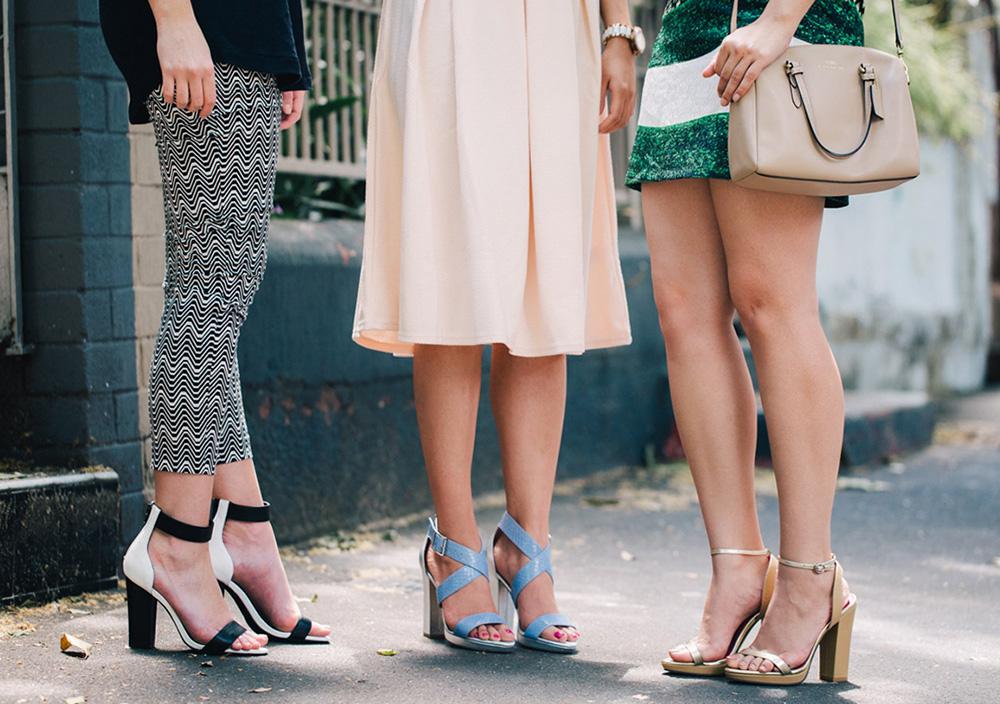 Как выбрать и с чем носить босоножки