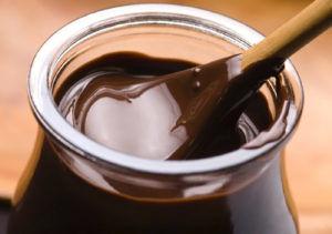 Какао с шоколадом смягчает горло