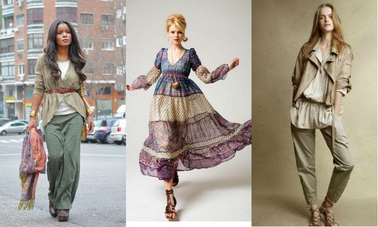 Натуральный стиль в одежде – свобода и естественность