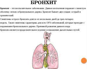Осложнением микоплазменного воспаления легких является бронхит
